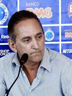 Dimas nega saída de Montillo, Fábio  e Fabrício do Cruzeiro: