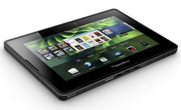 RIM anuncia Blackberry Playbook no Brasil por apenas R$ 1.300,00