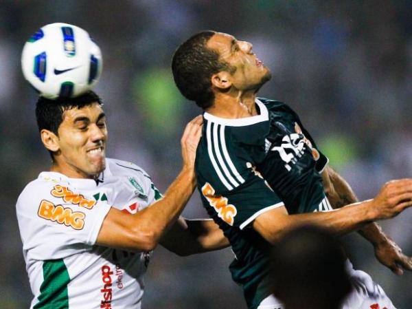 Felipão afirma que jogadores do Palmeiras têm medo da imprensa