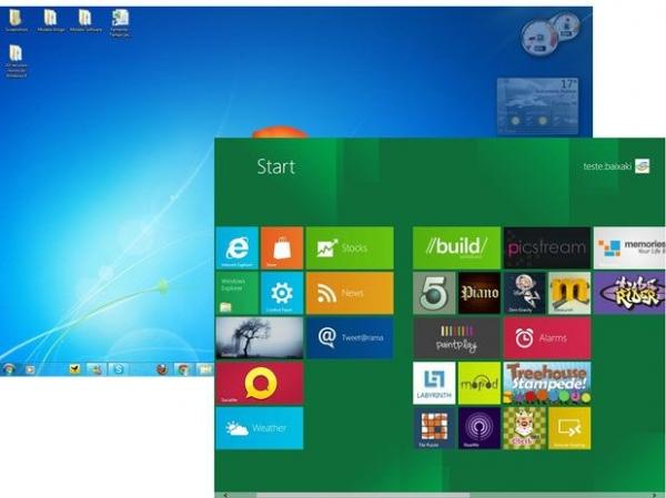 Repaginado e com novas funções, veja novidades no Windows 8