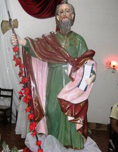 Prossegue os festejos de São Judas Tadeu