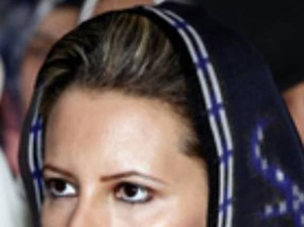 Filha de Kadafi tentou telefonar para o pai após sua morte