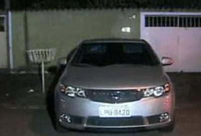 Policial civil é assassinado a tiros depois de ter seu veículo roubado