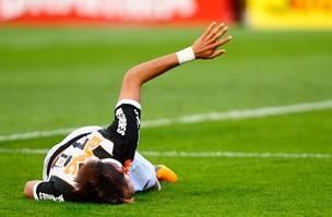 Segundo jogador mais caçado, Neymar torce por refresco contra o Flamengo