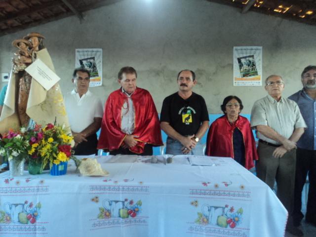 Evento cultural na Fazenda alegre