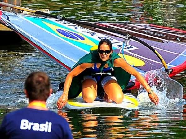 Pan-Americano: De forma antecipada, Brasil conquista duas medalhas de ouro na vela