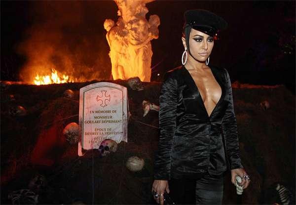 Sabrina Sato sobre roupa de Halloween em SP: