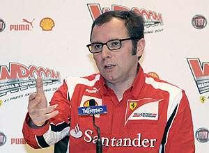 Ferrari lamenta morte de piloto em corrida da MotoGP neste domingo
