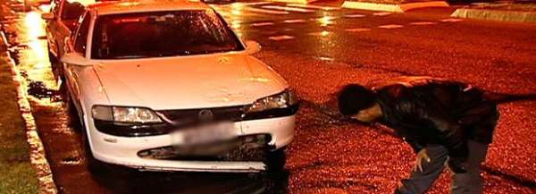 Coronel atropela motociclista e nega teste de embriaguez, diz polícia do ES