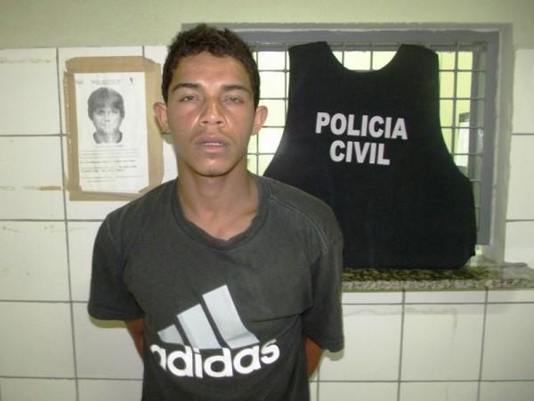 Preso acusado de assassinar asfixiado seu rival