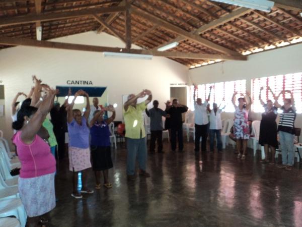 Secretaria de Saúde desenvolve programas de orientações e ações de saúde para idosos