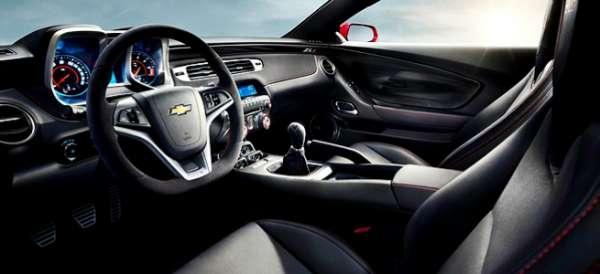 GM divulga especificações do Camaro ZL1