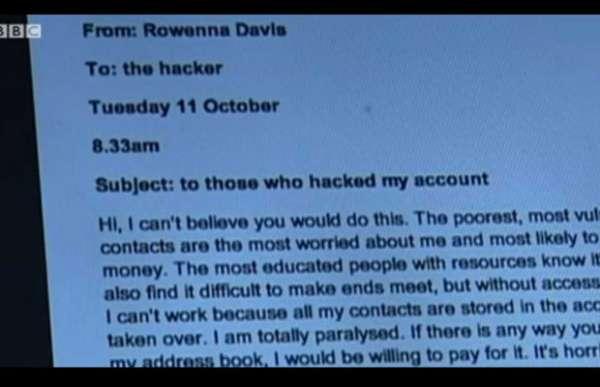 Hacker exige resgate para