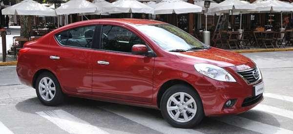 Nissan lança no BR sedã Versa com preço a partir de R$ 35.490