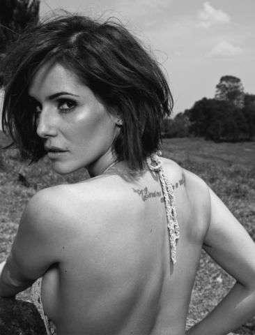 Debora Secco é eleita a mais sexy do mundo e posa para a