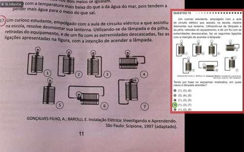 MEC admite que 14 questões do Enem foram usadas antes em pré-teste de colégio em Fortaleza