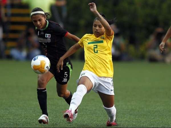 Meninas do Brasil pegam o Canadá em busca do tricampeonato do Pan