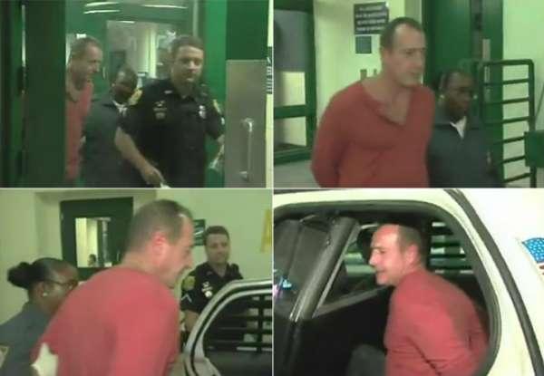 Michael Lohan é preso novamento 12 horas após deixar a cadeia