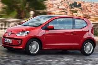 Volkswagen up! poderá ser fabricado no Pernambuco