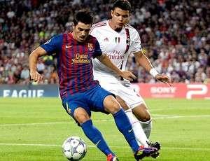 Zagueiro Thiago Silva troca o Milan pelo Barcelona; saiba!