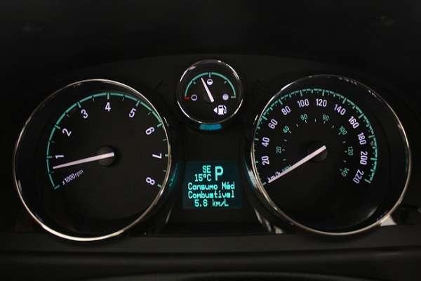 Conheça melhor o Chevrolet Captiva; confira as fotos!