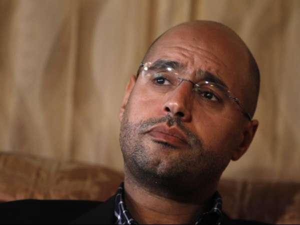 Filho de Kadhafi sustenta declaração de inocência, diz tribunal
