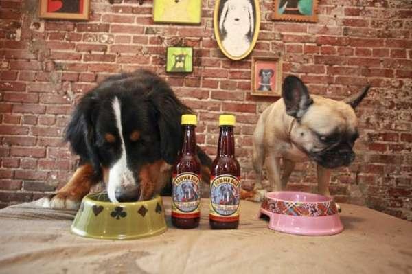 EUA criam primeira cerveja para cães