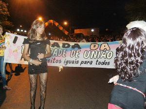 União: Público lota Praça de Eventos em apoio a I Parada da Adversidade