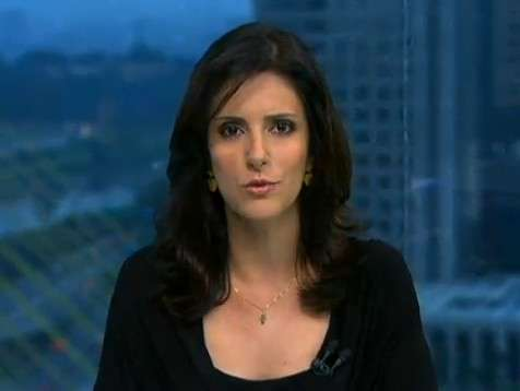 Repórter Monalisa Perrone é agredida ao vivo na TV