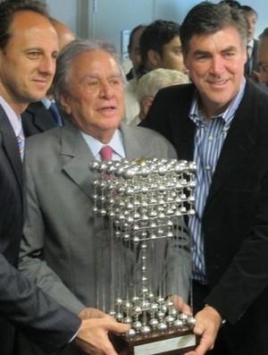 Decisão obriga São Paulo a devolver a Taça das Bolinhas