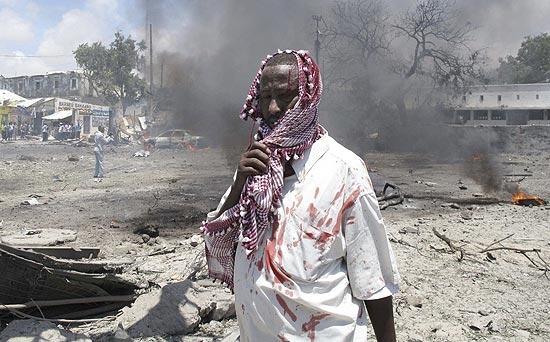 Número de mortos em Mogadício sobe para 65 e pode aumentar