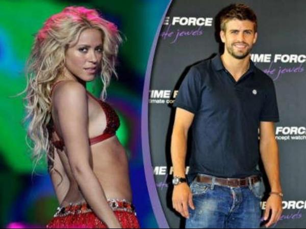 Shakira rompe com Piqué após traição com jovem de 20 anos