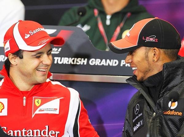 Para a imprensa internacioanl, Massa é um piloto em declínio