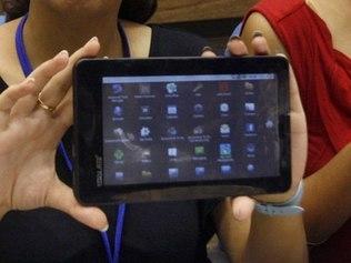 Índia lança tablet destinado a estudantes por R$ 64,00