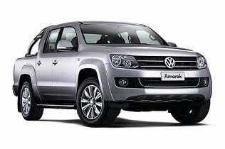 Volkswagen lança linha 2012 da Amarok
