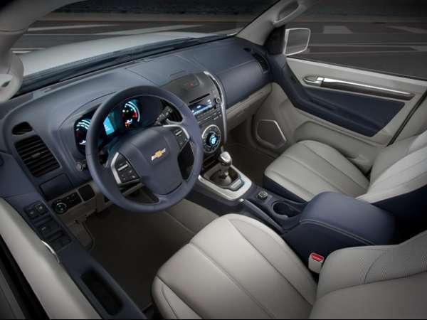 Chevrolet apresenta o novo Trailblazer nos Emirados Árabes