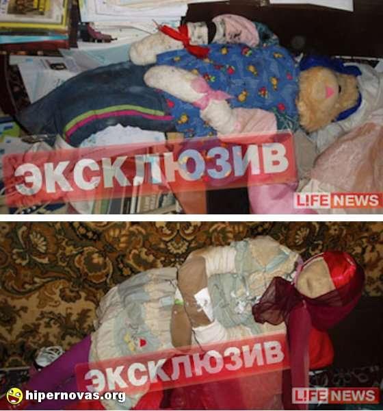 Considerado um gênio, homem vivia com 26 cadáveres de mulheres vestidos de boneca