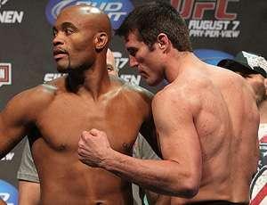 Dana White confirma luta entre Anderson Silva e Chael Sonnen