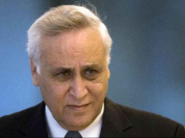 Ex-chefe de Israel é condenado a sete anos de prisão por estupro