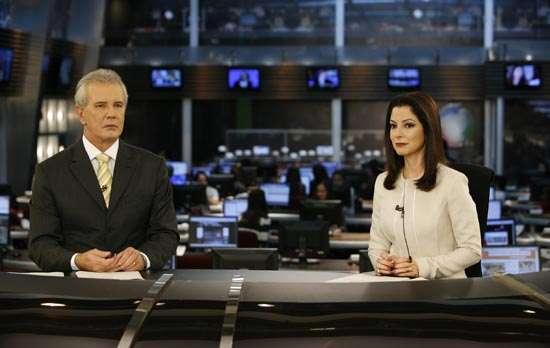Jornal da Record enfrenta crise de audiência e preocupa emissora