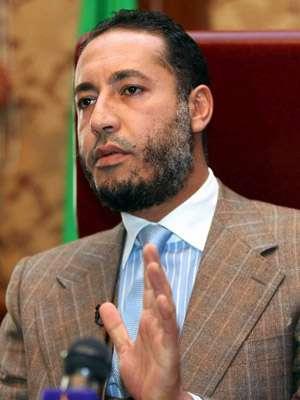Níger reafirma que deu asilo a filho de Kadhafi por