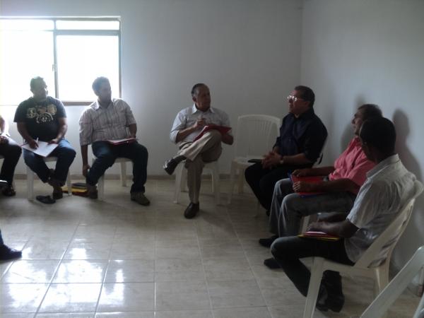 Emendas Populares em discussão no território Serra da Capivara