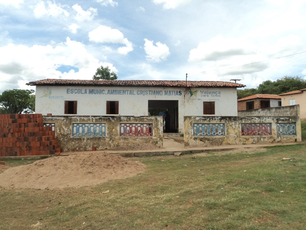 Começa as obras no Prédio onde irá funcionar o SAMU em Valença