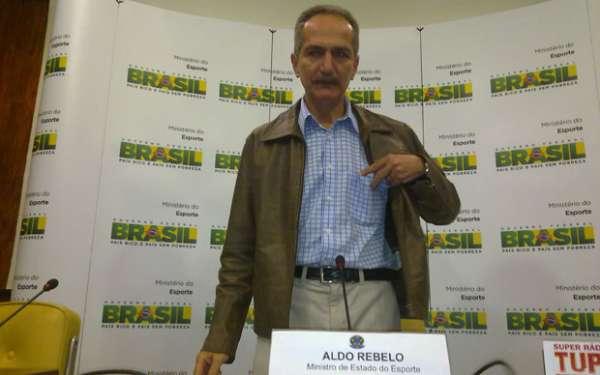 Aldo faz mudanças nos principais cargos do Ministério do Esporte