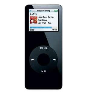 Apple faz recall mundial de iPod nano de primeira geração