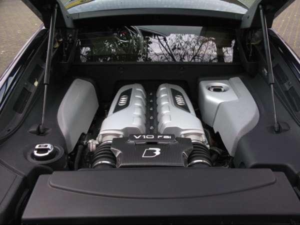 Grupo Wolks apresenta versão do Audi R8 V10 estilizada