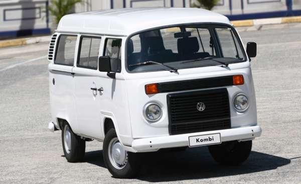 VW Kombi brasileira vira van de camping na Holanda