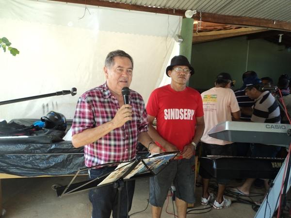 Servidores Públicos Comemoram o seu Dia em Grande Estilo