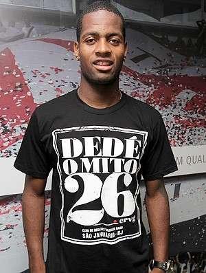 Dedé está garantido no Vasco apenas até a disputa da Taça Libertadores