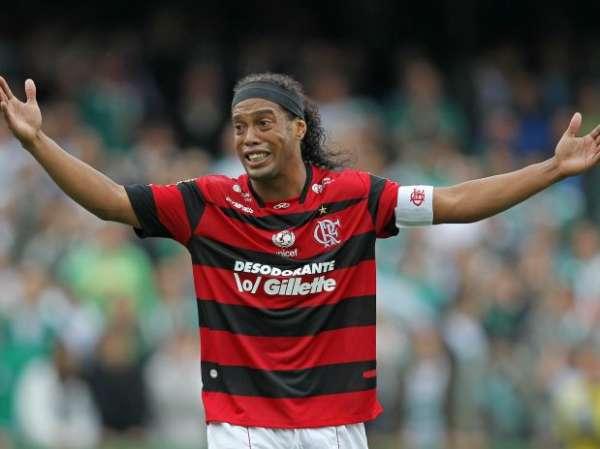 Ronaldinho Gaúcho pode trocar Flamengo por clube grego